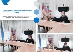 Consultancy services in Tajikistan, new international project for Alb-Architect